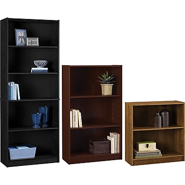 Staples Hayden Laminate Bookcases