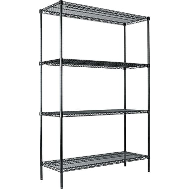 Alera® Wire Shelving Starter Kits