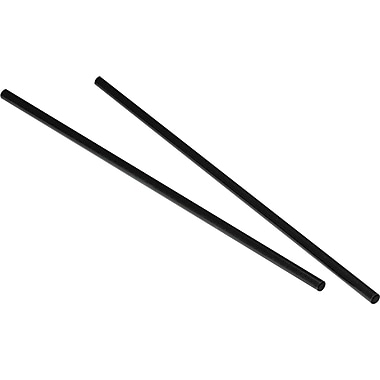 Boardwalk® Unwrapped Jumbo Straw, 500/Pack