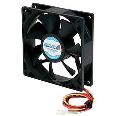 StarTech.com® FAN9X25TX3H High Air Flow Dual Ball Bearing Computer Case Fan With TX3