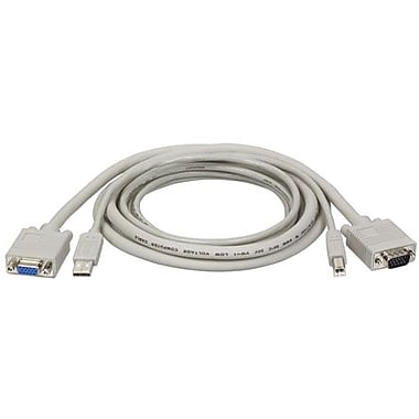 Tripp Lite P758-006 KVM Switch USB Cable Kit, 6'