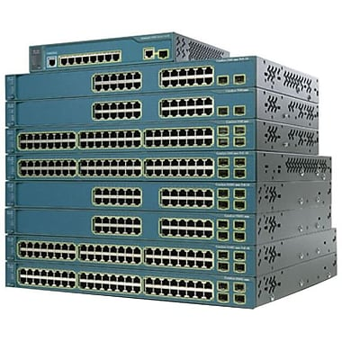 Cisco® 3560V2 Catalyst Switch, 24 Ports