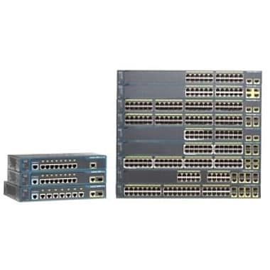 Cisco  WS-C2960-24LC-S Catalyst Ethernet Switch, 26 Ports