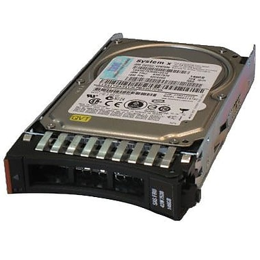 IBM® 500 GB SAS (6 Gb/s) 7200 RPM 2 1/2in. Internal Hard Drive (42D0707)