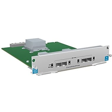 HP® J9309A 4-Port 10 GBE SFP+ ZL Interface Module For HP ProCurve 8200zl, 8200zl Switch series