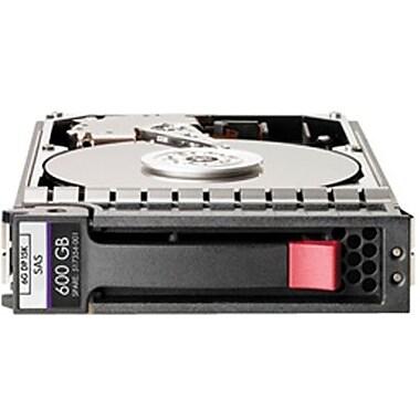HP® 600 GB SAS (6 Gb/s) 15000 RPM 3 1/2in. Large Form Factor Internal Hard Drive (516828-B21)