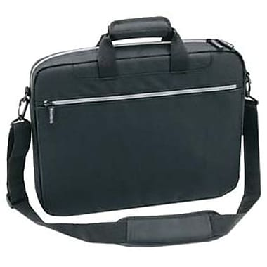 Toshiba PA1449U-1EC6 Lightweight Notebook Case For 16in. Notebook, Black/Silver