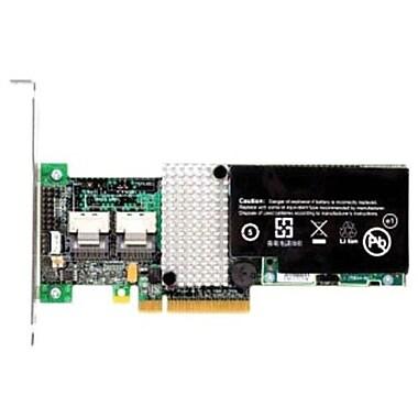 IBM® 2 Port ServeRAID SAS/SATA Controller (46M0829)