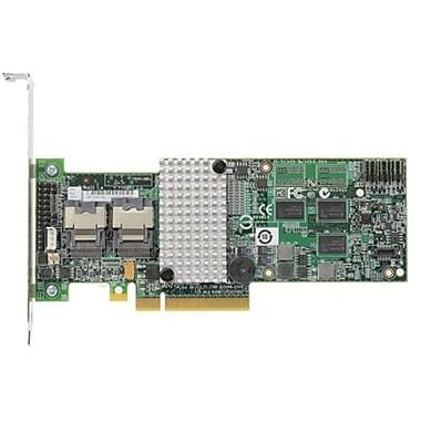 IBM® 2 Port ServeRAID SAS/SATA Controller (46M0916)