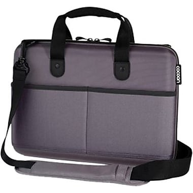 Cocoon CPS365 Attache Carrying Case For 13in. MacBooks, Gun Gray