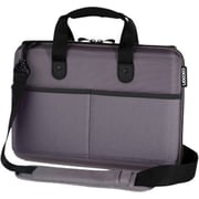"Cocoon CPS365 Attache Carrying Case For 13"" MacBooks, Gun Gray"