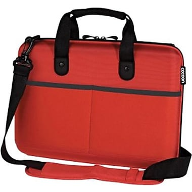 Cocoon CPS365 Attache Carrying Case For 13in. MacBooks, Racing Red
