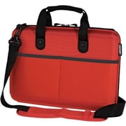 "Cocoon CPS365 Attache Carrying Case For 13"" MacBooks, Racing Red"