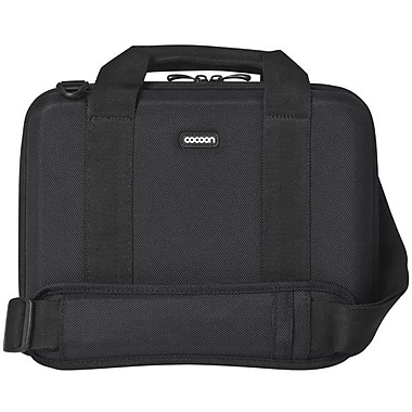 Cocoon CNS340 Murray Hill Netbook Case For 10.2in. Netbooks/Laptops, Black/Burst Yellow