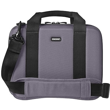 Cocoon CNS340 Murray Hill Netbook Case For 10.2in. Netbooks/Laptops, Gunmetal Gray
