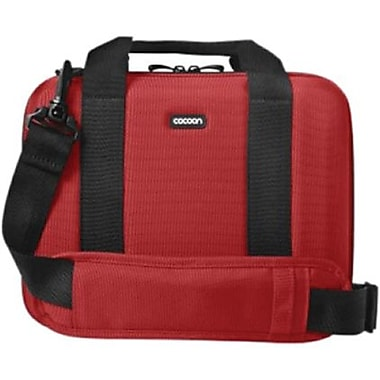 Cocoon CNS340 Murray Hill Netbook Case For 10.2in. Netbooks/Laptops, Racing Red