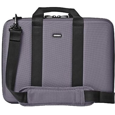 Cocoon CLB353 Murray Hill Laptop Case For 13in. Laptops, Gray/Orange
