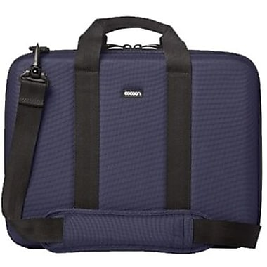 Cocoon CLB353 Murray Hill Laptop Case For 13in. Laptops, Blue/Gray