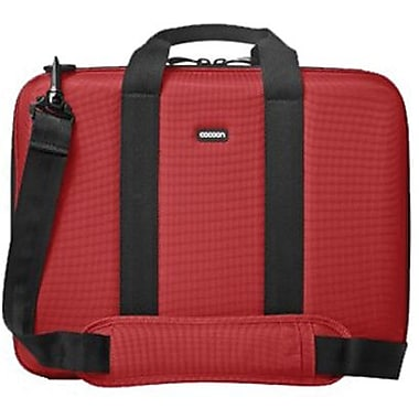 Cocoon CLB403 Murray Hill Laptop Case For 16in. Laptops, Racing Red