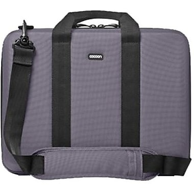 Cocoon CLB403 Murray Hill Laptop Case For 16in. Laptops, Gun Gray
