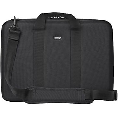 Cocoon CLB650 Murray Hill Laptop Case For 17in. Laptops, Black/Yellow