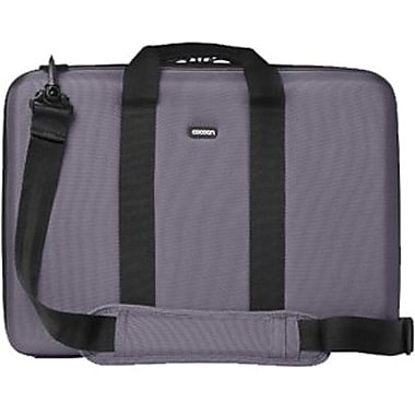 Cocoon CLB650 Murray Hill Laptop Case For 17in. Laptops, Gun Gray