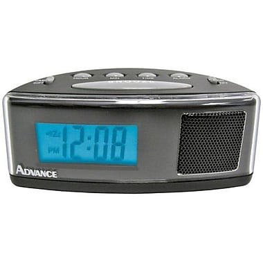 Timex 6028AT Digital Alarm Clock, Green