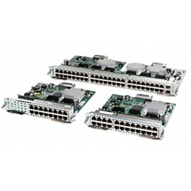 Cisco™ SM-ES3G-24-P= Enhanced EtherSwitch L2/L3 Service Module 24 For Cisco 2900, 3900 series