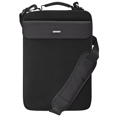 Cocoon CLS407 NoLita II Laptop Case For 16in. Laptops, Black