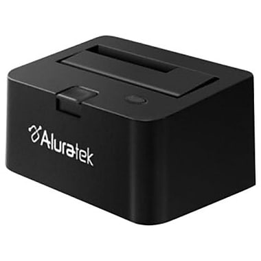 Aluratek   Hard Drive Docking Enclosure, (AHDDU200F)