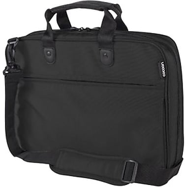 Laptop portfolio case holds up to a 16in. laptop and features GRID-IT organization system for holding