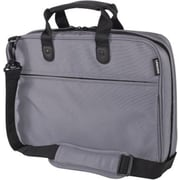 "Cocoon CPS380 Portfolio Case For 16"" Laptops, Gunmetal Gray"