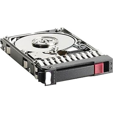 HP® 146 GB SAS (6 Gb/s) 15000 RPM 2 1/2in. Internal Hard Drive (512547-S21)