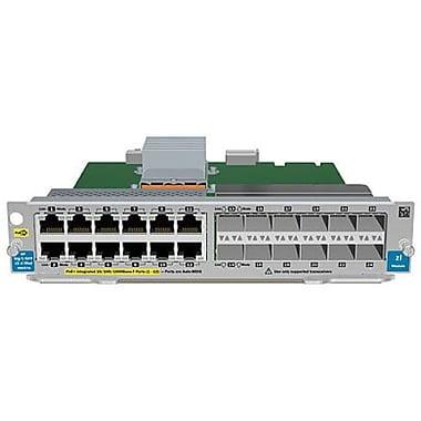 HP® J9637A 12 Port Gig-T PoE+ / 12-Port SFP v2 ZL Expansion Module For HP E5406-44G, E5406-48G zl