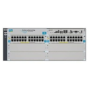HP® E5406 zl Switch With Premium Software, 144 Ports