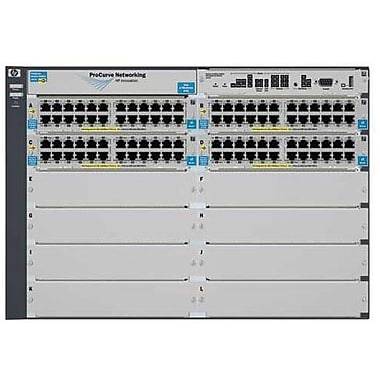 HP® E5412 zl Switch With Premium Software, 288 Ports