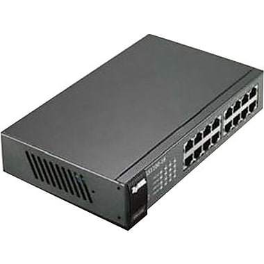 Zyxel GS1100-16 Ethernet Switch, 16 Ports