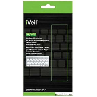Green Onions Supply RT-KBHB06 iVeil Keyboard Skin For Apple Wireless Keyboard