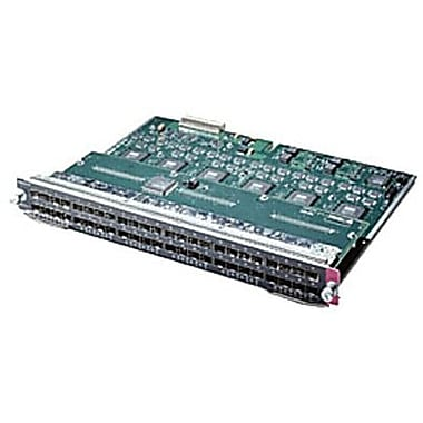 Cisco™ WS-X4448-GB-SFP 48 Port Gigabit Ethernet Expansion Module For Cisco Catalyst 4500 Series