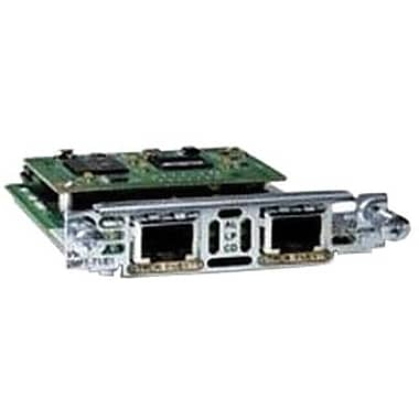 Cisco™ VWIC2-2MFT-T1/E1= 2 Port 2nd GEN Multiflex Trunk Voice Intf Card For Cisco router 2600XM