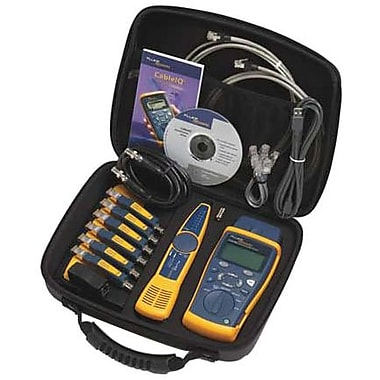 Fluke Networks® CIQ-KIT CableIQ Advanced IT Kit