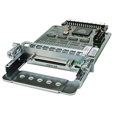 Cisco™ HWIC-8A= 8 Port Asynchronous HWIC Spare For 2801, 2811, 2821, 2851 Routers