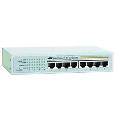 Allied Telesyn™ AT-GS900/8E-10 Unmanaged Switch, 1 Port - 12 Ports Ports