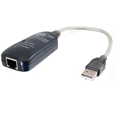 Cables to go-KVM & Networking® 39998 Fast Ethernet Adapter, 10/100 Base-TX Network Technology