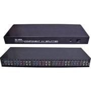 RF-Link AVS-18 Component And Composite AV Splitter For All HDTV Component Video Signals