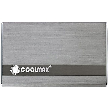 Coolmax® 15282 External Hard Drive Enclosure