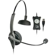 VXi USB1 Monaural Headset With Noise Cancelling Microphone