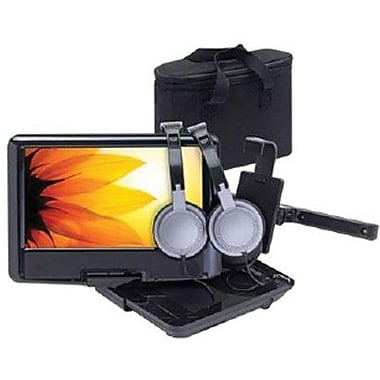 Audiovox® DS9521PK 9in. Swivel Screen Portable DVD Player
