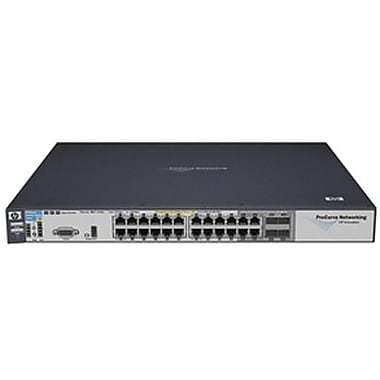 HP  3500yl-24G-PWR Intelligent Edge Switch, 13 - 30 Ports
