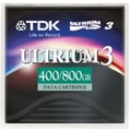 TDK  27814 Life On Record LTO Ultrium 3 Data Cartridge, 400 GB (Native)/800 GB (Compressed)